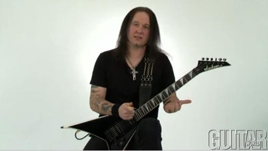 Metal Mike Chlasciak Guitar World